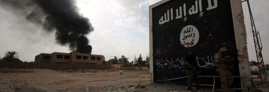 Islamic State terrorists claimed the attack on Saudi police center