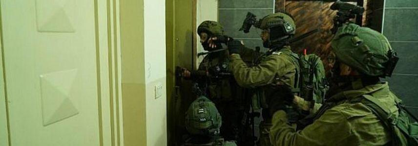 Israeli Defence Forces arrested 21 terror suspects in Judea and Samaria