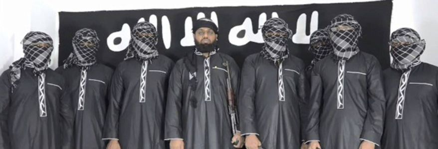 Sri Lanka's radicalized Muslims have long ties to the Islamic State terrorist group