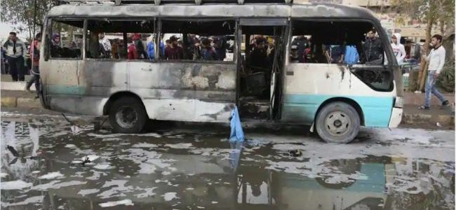 Bomb blast kills Iraqi civilian in Mosul city