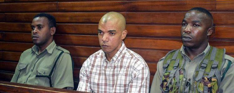 British terror suspect jailed in Kenya for possessing explosives