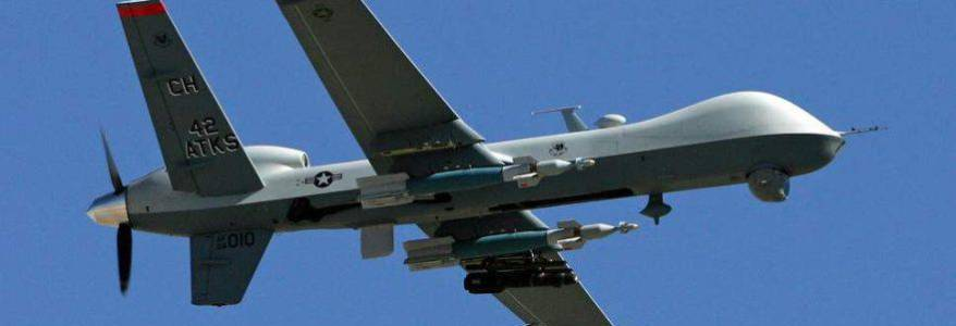Drone strike kills notorious ISIS leader and his fighters in East of Afghanistan