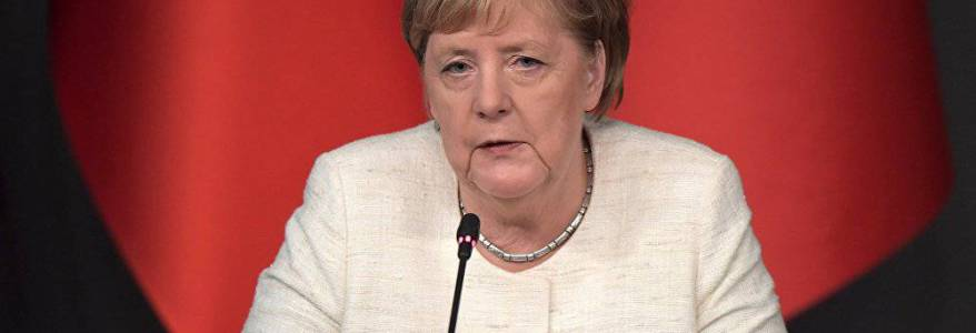 Germany's Merkel admits that the Islamic State is not defeated