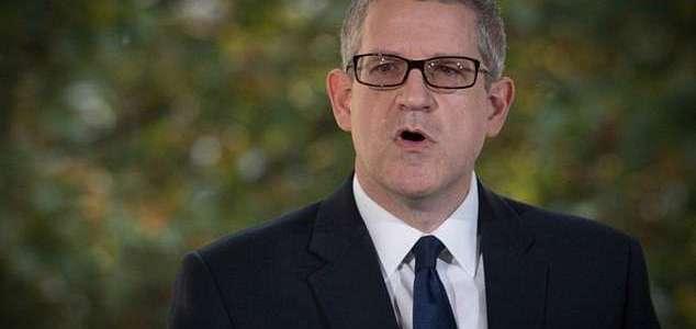 ISIS terrorist group is still Britain's biggest terror threat warns MI5 chief