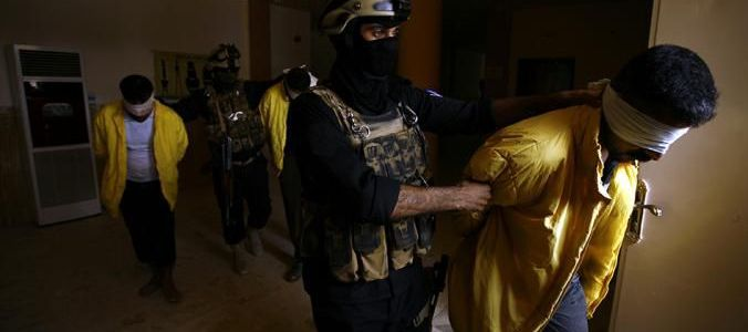 Iraqi authorities to handle foreign ISIS terrorist trials