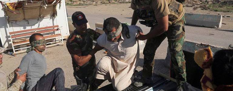 Iraqi government plan to detain families of alleged ISIS terror group members