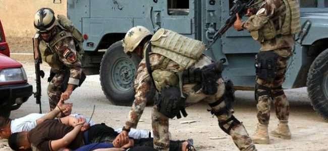 Iraqi intelligence forces arrest Islamic State terrorist in Mosul