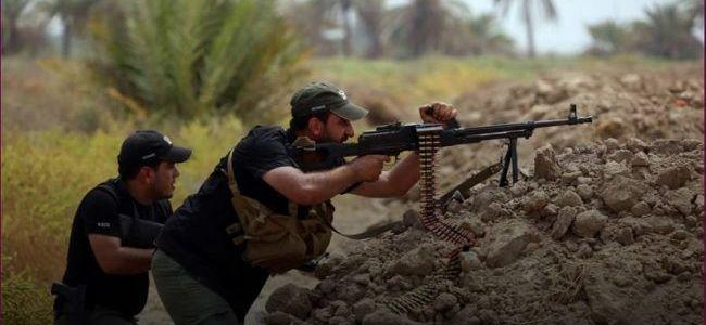 Iraqi troops kill three Islamic State suicide bombers in Mosul