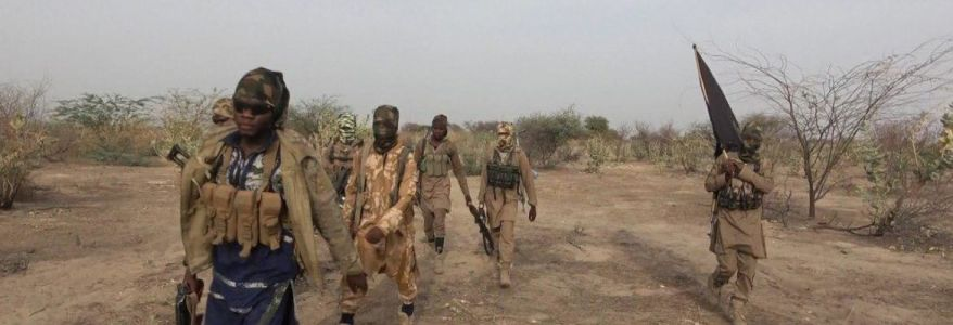 Islamic State terrorists claimed the killing of 11 soldiers in Nigeria