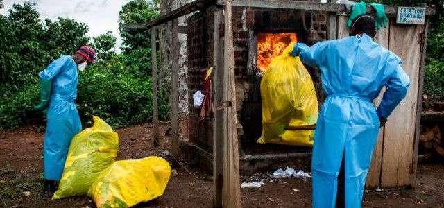 Islamic State terrorists gain foothold in ebola-stricken Congo