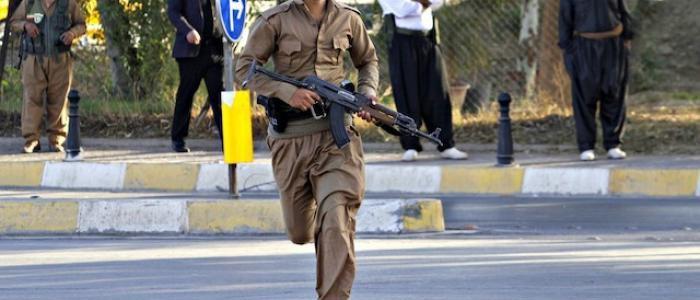 Series of suspected ISIS blasts causes several deaths and injuries in Kirkuk
