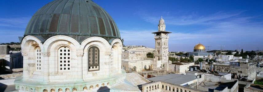 Terrorist attacks two people in Jerusalem's Old City