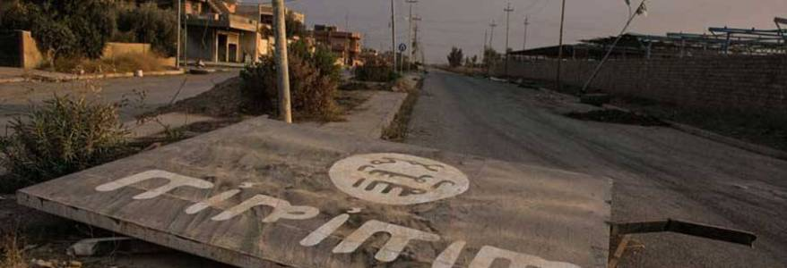 The Islamic State still poses a significant threat to Iraq and Syria