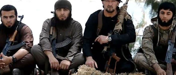 The growing Islamic State threat in Central Asia
