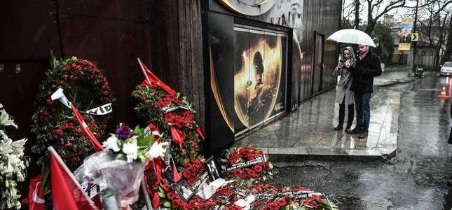Trial over ISIS attack on Istanbul nightclub resumes