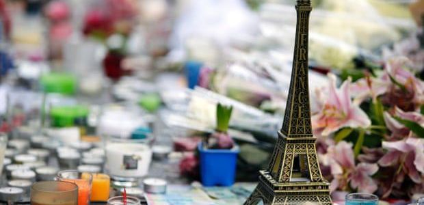 Bosnian national arrested in Germany over 2015 Paris attacks