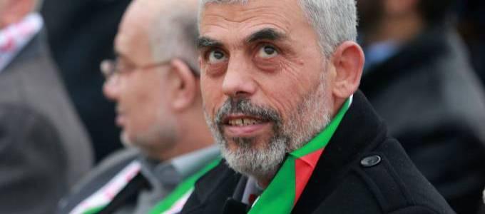 Hamas leader Sinwar: We have 10 000 terrorists within Israel