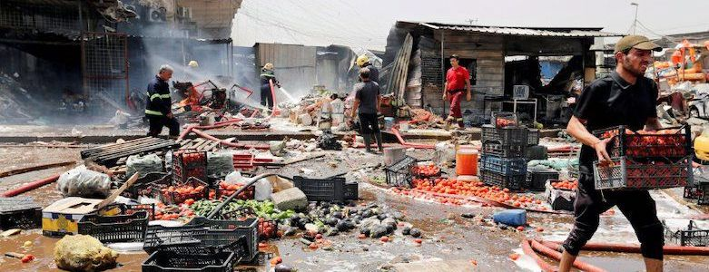 ISIS attack north of Baghdad kills two brothers and wounds third