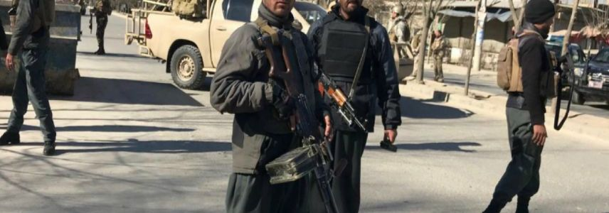 Islamic State claims responsibility for the suicide attack in Afghanistan
