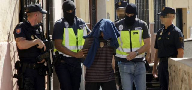 Spain arrests Moroccan suspected of involvement in terrorism
