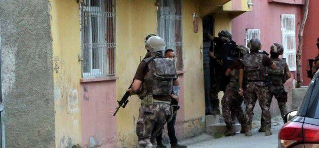 Ten ISIS suspects arrested in southern Turkey's Adana