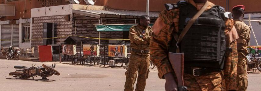 Terrorists killed 17 civilians in raid north of Burkina Faso
