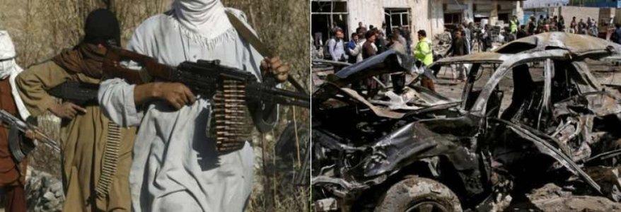 Several killed in Taliban car bomb attack in Ghazni
