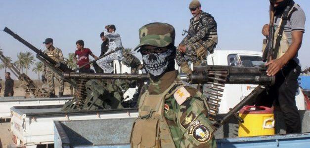 Iraq anti-terrorism troops kill 10 IS militants