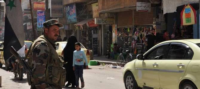 Car bomb killed five people in northeast Syria
