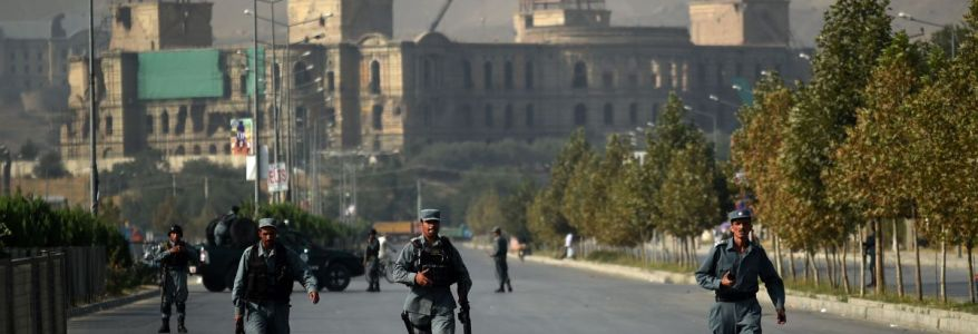 How Islamic State terrorists infiltrated the Kabul University?