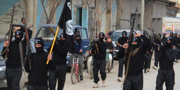 Hundreds of Islamic State terrorists preparing to attack Mosul's nearby cities