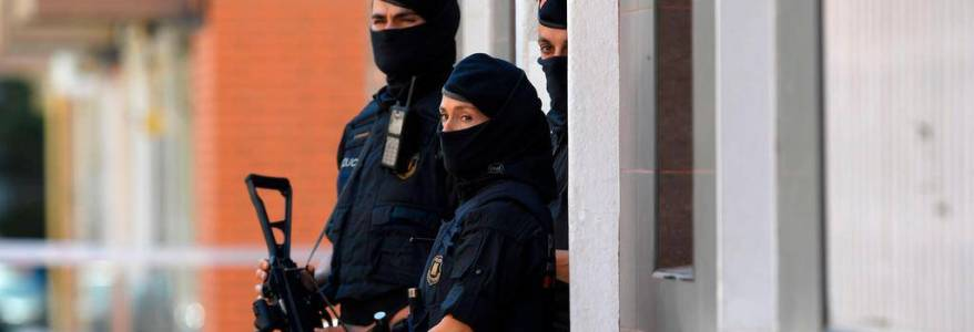 Spanish police authorities arrested Moroccan who provided support to Islamic State plotters