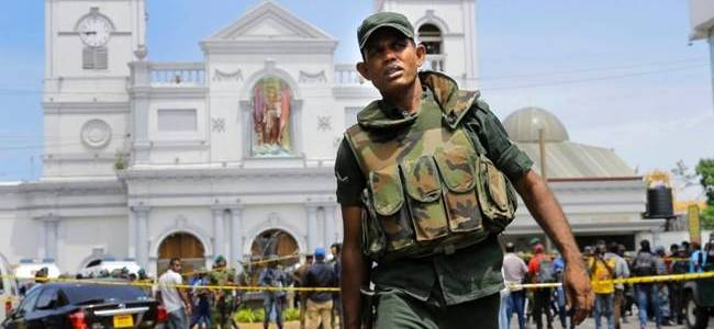 Sri Lankan police arrested three members of banned Islamist group