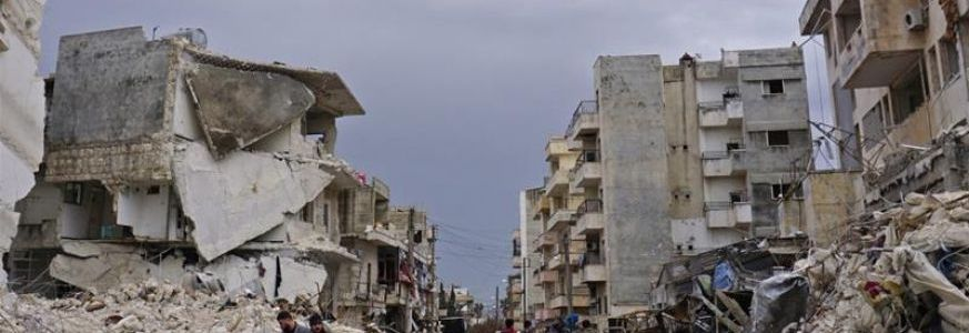 Syria accuses Turkey of supporting terrorist groups in Idlib