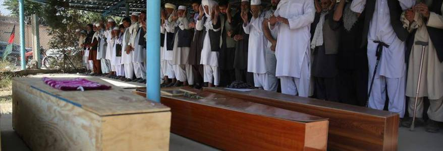 The death toll from the wedding attack in Afghanistan rises to 80 people