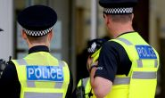 British police searched two Birmingham properties after man is arrested in terrorism probe