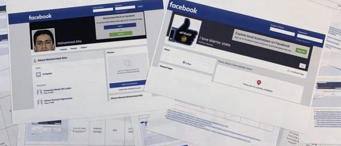 Facebook accused of helping promote Islamic State and al-Qaida
