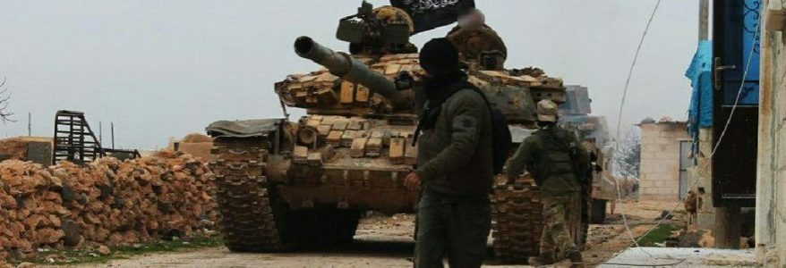 ISIS carries out rare attack against Syrian Army
