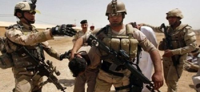Iraqi troops arrest four Islamic State militants in Mosul