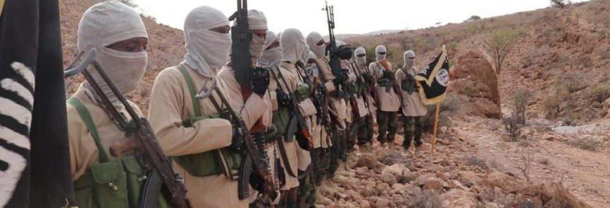 Islamic State trains in Somalia's Puntland