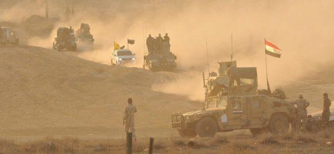 Two Islamic State terrorists killed in airstrike in Iraq