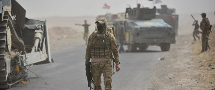 Casualties reported in the latest Islamic State attacks on Iraqi forces in Diyala