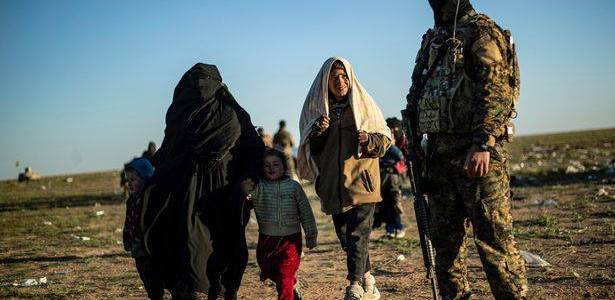 Families plot to smuggle British Islamic State jihadis from Syria back to the United Kingdom