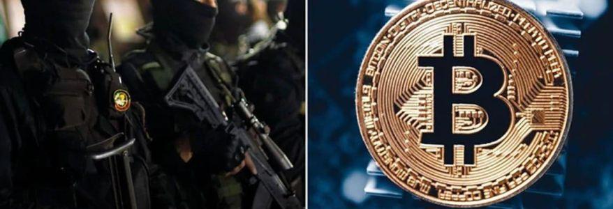 Palestinian terrorist group Hamas is raising funds using Bitcoin