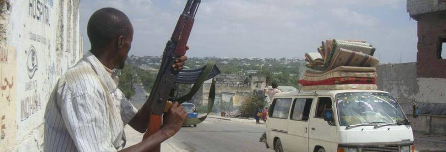 Terrorists launch attacks on European and US military targets in Somalia