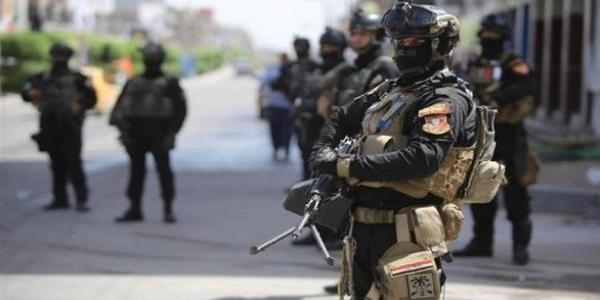 Two Islamic State terrorists arrested after attacking security checkpoint in Kirkuk