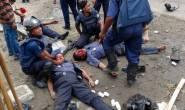 Two policemen injured in Islamic State attack targeting Bangladesh minister