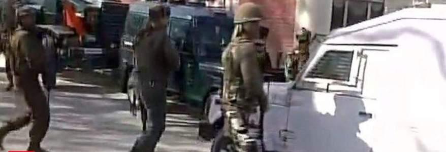 15 injured in grenade attack by terrorists in Sopore