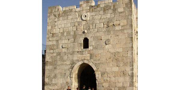 Terror attack foiled in Jerusalem