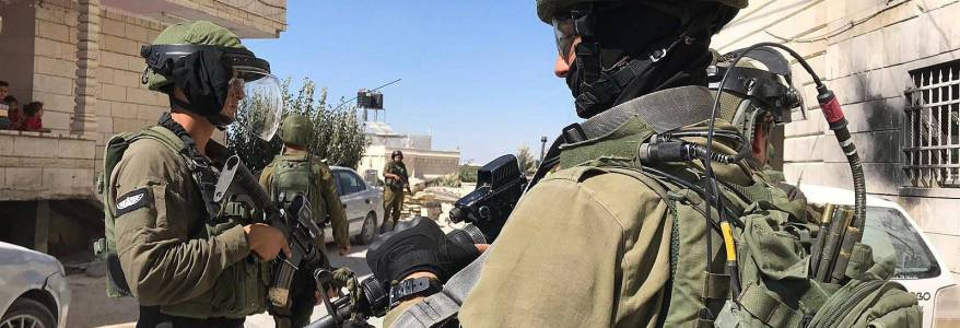 At least 13 people arrested overnight in West Bank for terror-related activities